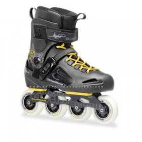 Rollerblade Fusion GM Black / Yellow