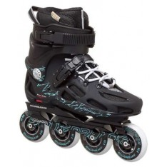 Rollerblade Twister 80 W Black / Light Green