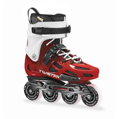 Rollerblade Twister Limited - Red Paten