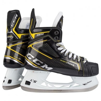 CCM Super Tacks 9370 Senior Buz Hokeyi Pateni