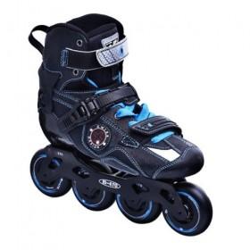 Micro Delta Black Blue Slalom Pateni